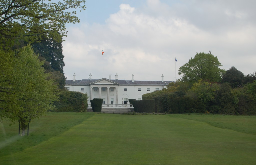 Irelands Presidential residence